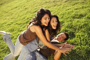 Parenting a teenager can be tricky. Try to remember teens are expected to take risks. Guide them to take the right ones.