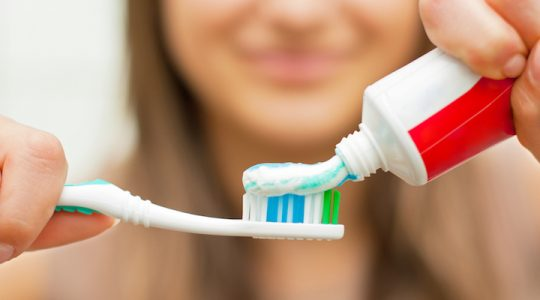 5 Chores the Keiki Can Do With Toothpaste
